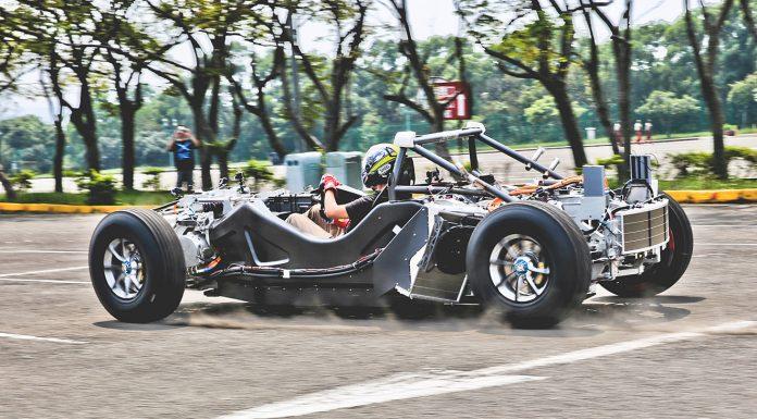 Die Miss R wird schon ausgiebig getetstet. Foto: Xing Mobility