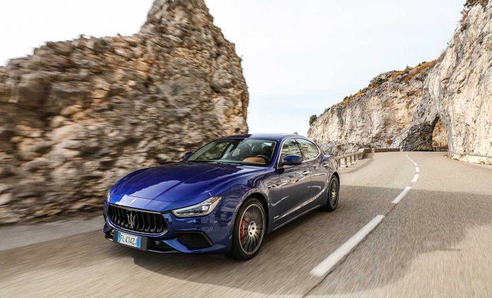 Maserati hat den Ghibli verfeinert. Foto: Maserati