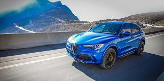 Der Alfa Romeo Stelvio Quadrifoglio
