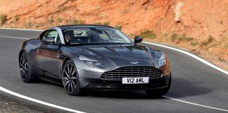Der Aston Martin DB11. Foto: Aston Martin