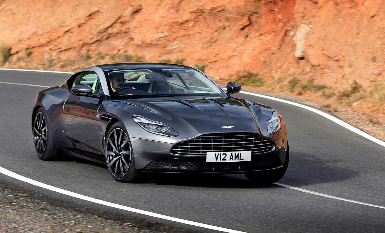 Aston Martin Db11 V12 Fahren Wie James Bond Autogazette De