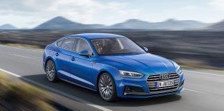 Der Audi A5 war sehr beliebt. Foto: Audi