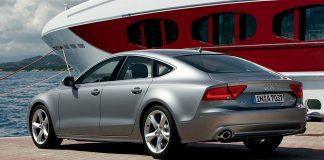 Der Audi A7 3.0 TDI. Foto: Audi