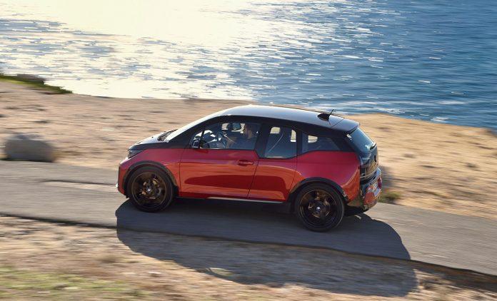 Der BMW i3s