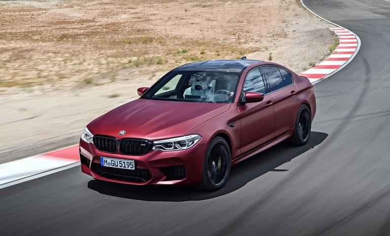 BMW M5: Kraftvoller Verführer