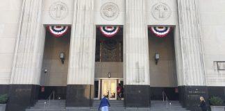 Das Bundesgericht von Detroit. Foto: dpa
