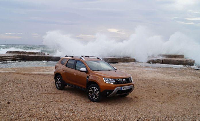 Dacia führt den Duster in die zweite Generation. Foto: AG/FLehmer