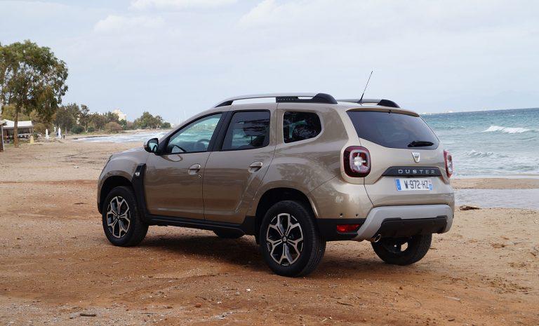 Dacia Duster: Beim TÜV nicht immer vorbildlich