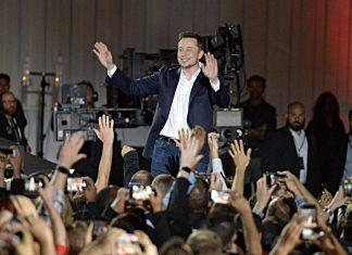 Elon Musk ist Chef von Tesla. Foto: dpa