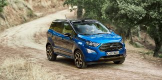 Der neue Ecosport. Foto: Ford
