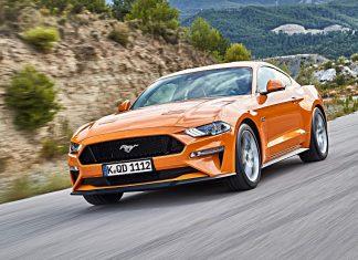 Der Ford Mustang kommt 2018 auf den deutschen Markt. Foto: Ford