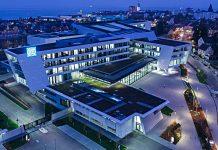 ZF-Zentrale in Friedrichshafen. Foto: dpa