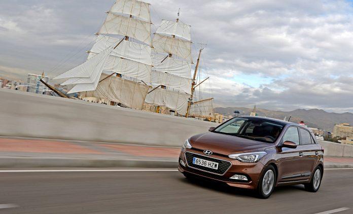 Der Hyundai i20. Foto: Hyundai