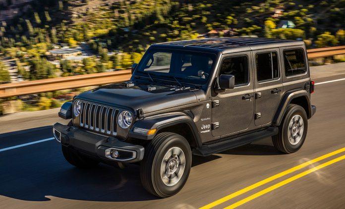 Jeep bringt die vierte Generation des Wrangler. Foto: Jeep
