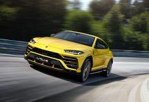 Der Lamborghini Urus. Foto: Lamborghini