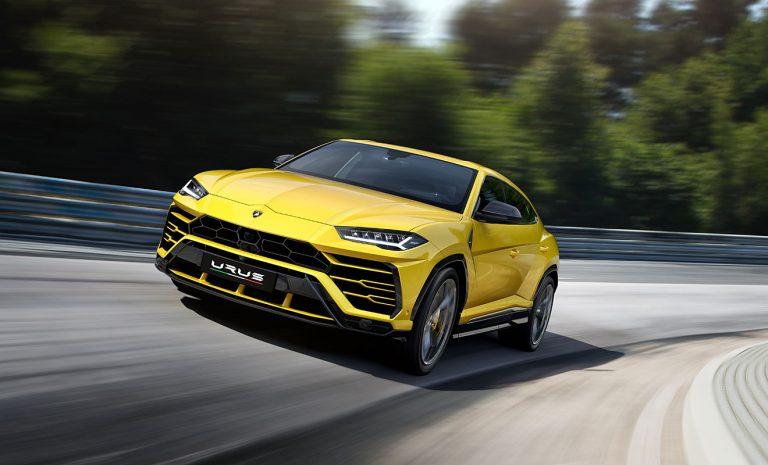 Lamborghini fährt ins SUV-Segment