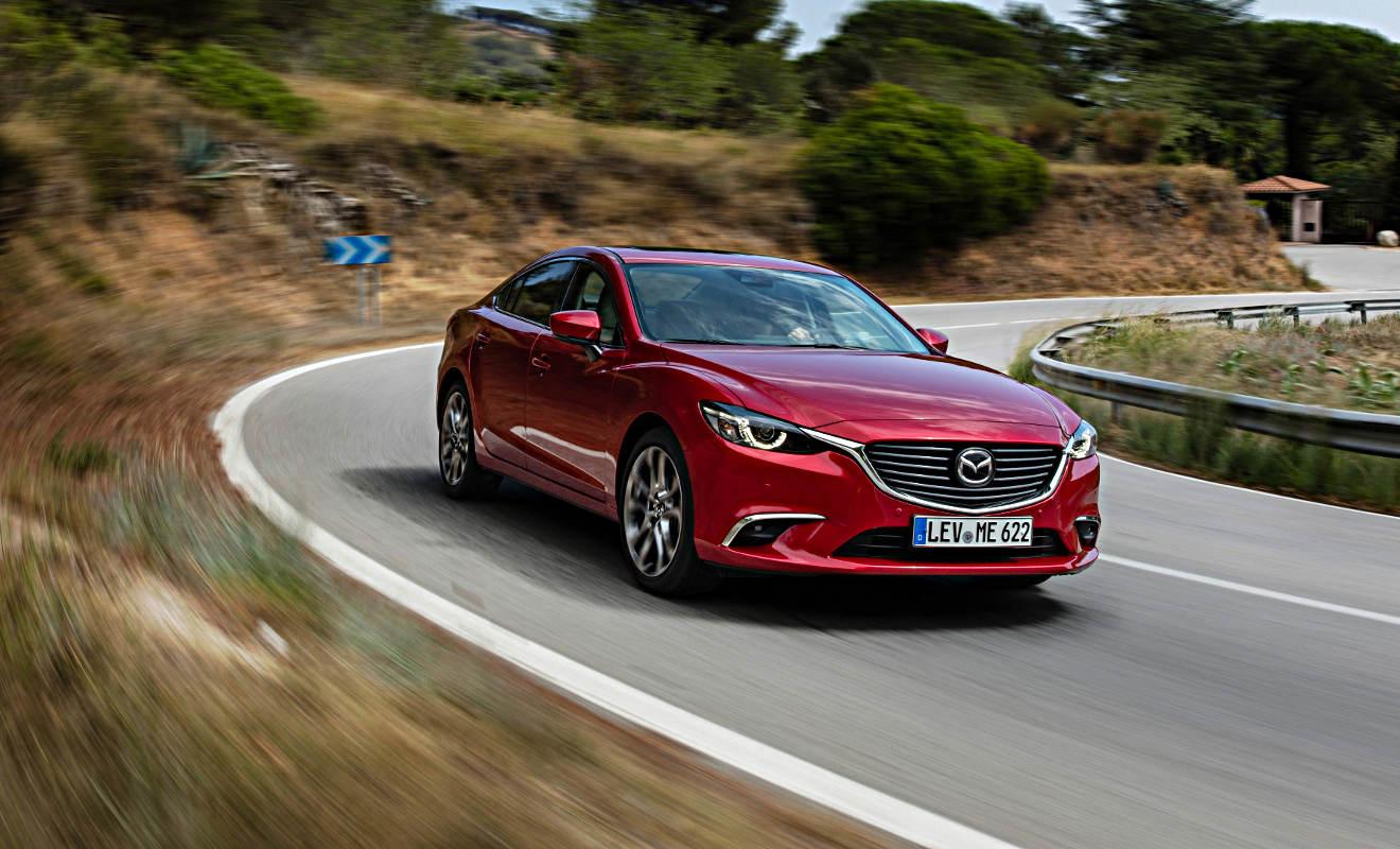 Mazda 6 Kombi Ein Ganz Starker Auftritt Autogazette De