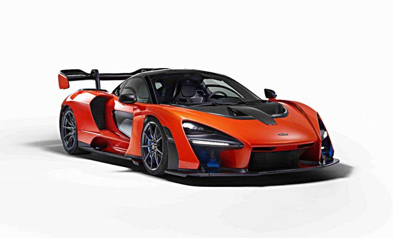 McLaren Senna: Neuer Extremsportler