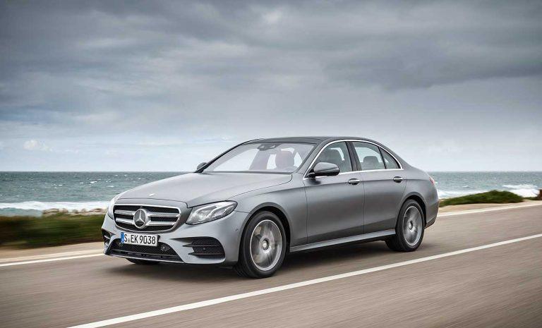 Mercedes schafft siebtes Rekordjahr in Folge