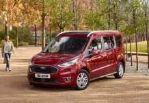 Der Personentransporter Ford Tourneo Connect. Foto: Ford
