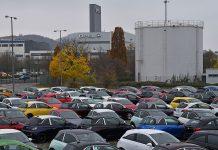 Das Opelwerk in Eisenach. Foto: dpa