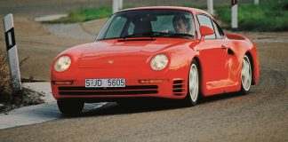 Der Porsche 959 wird 30. Foto: Porsche