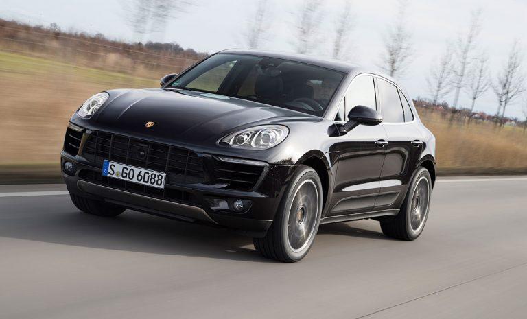 Porsche Macan beste Geldanlage