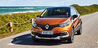 Das SUV Renault Captur. Foto: Renault