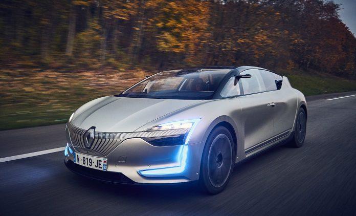 Der Renault Symbioz. Foto: Renault