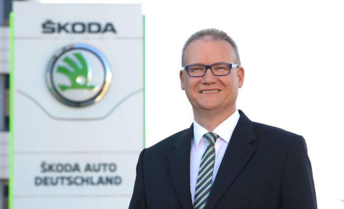 Frank Jürgens verantwortet das Deutschlandgeschäft von Skoda in Deutschland. Foto: Skoda