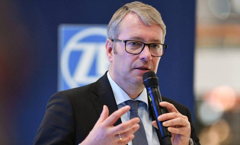 Ex-ZF-Chef Sommer wird Vorstand bei Volkswagen