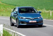 Der Toyota Auris der zweiten Generation. Foto: Toyota