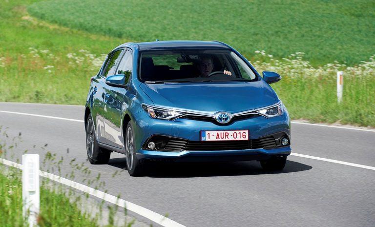 Toyota Auris: Unauffällig beim TÜV