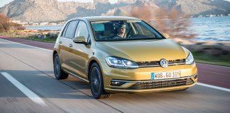 Der VW Golf. Foto: VW Pkw