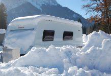 Wintercamping wird immer beliebter. Foto: ADAC