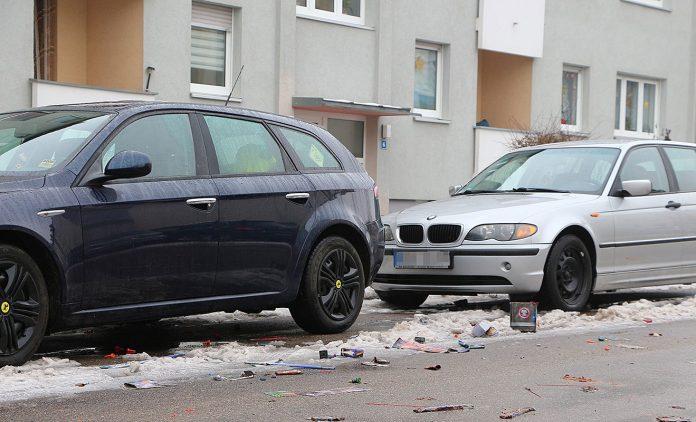 An Silvester das Auto in Sicherheit bringen. Foto: ARCD