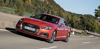 Audi A5. Foto: Audi