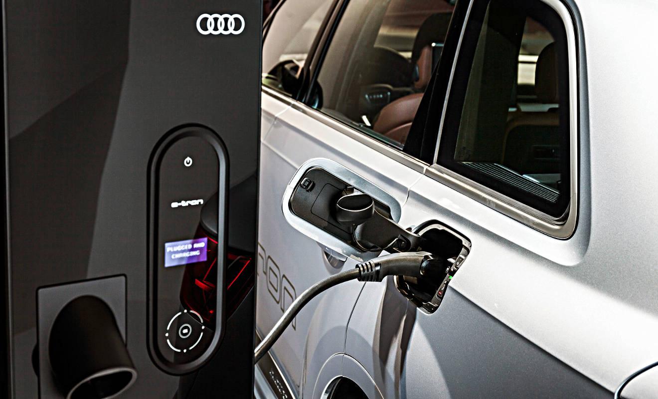 Audi Q7. Foto: Audi