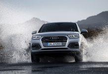 Der Audi Q5. Foto: Audi