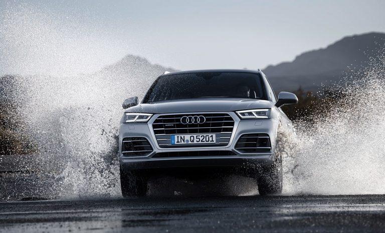 Audi mit knappem Rekord-Jahresabsatz