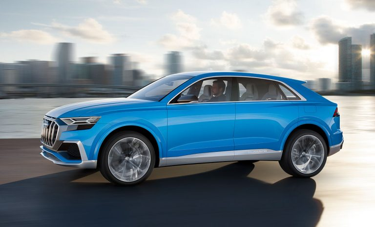 Audi mit hohem Absatzwachstum im Januar