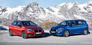 Der BMW 2er Active Tourer und Gran Tourer. Foto: BMW