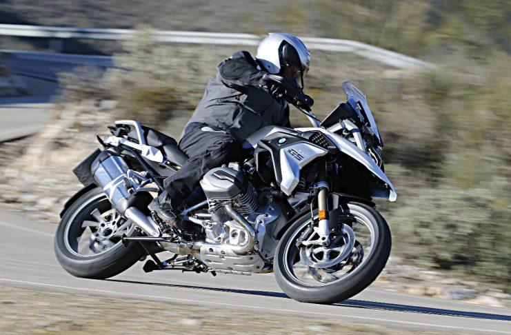 BMW R 1200 GS. Foto: BMW