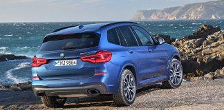 Der BMW X3. Foto: BMW