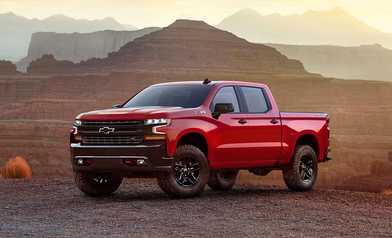 Der neue Silverado. Foto: Chevrolet