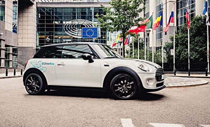 DriveNow gehört nun BMW zu 100 Prozent. Foto: BMW