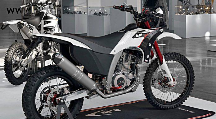 Die PR7 ist das neue Topmodell von AJP. Foto; AJP