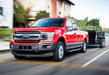 Der F-150 Power Stroke. Foto: Ford