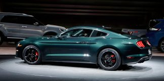 Der Mustang Bullitt. Foto: dpa