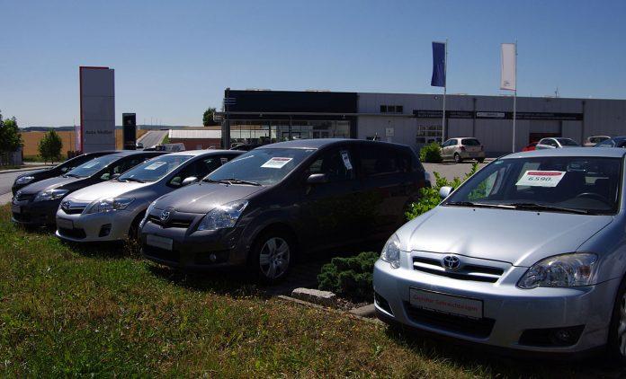 Der Autohandel wird sich wandeln. Foto: SP-X